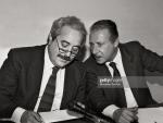 Falcone y Paolo Borsellino