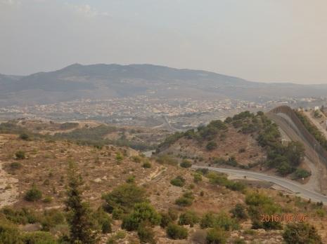 Campo exterior y monte Gurugú