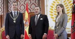 Felipe VI y Mohamed VI