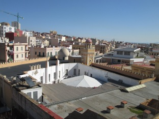 Mezquita central de Melilla