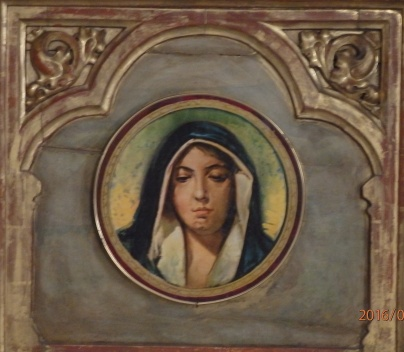 Rostro de mujer, Sg. C. Melilla
