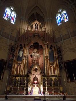 Iglesia del Sagrado Corazón, Málaga