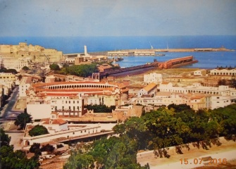 Melilla, vista general