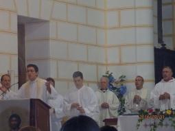 Fernando Luque, lector evangélico