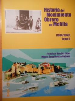 Hª Movimiento Obrero en Melilla, II