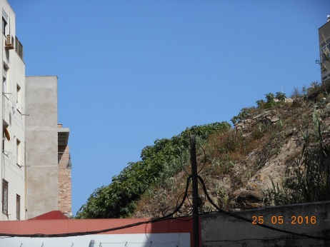 Higueras, calle Pérez Oses