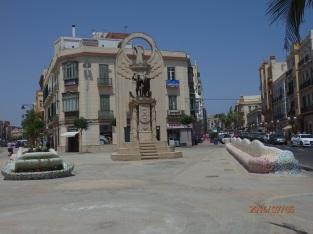 La plaza solariega