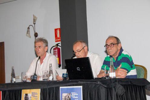 Fco. Narváez, Miguel Rosa, Miguel Ángel Roldán