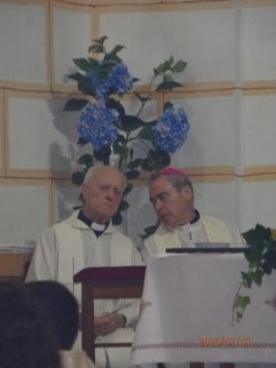 Monseñores Catalá Ibáñez y Buxarrais