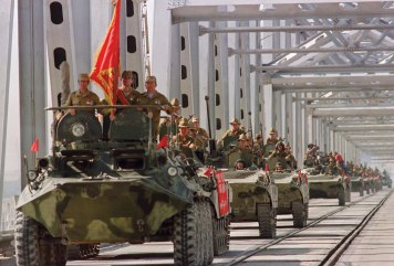Retirada soviética de Afganistán