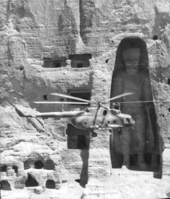 Buddas of Bamiyyan, before destruction