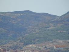 Gurugú, Barranco del Lobo