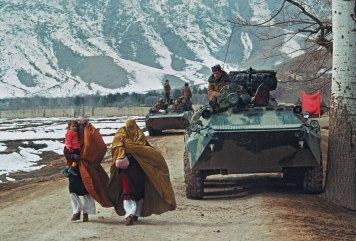 Ocupación rusa de Afganistán
