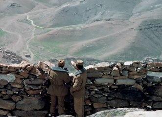 Valles de Afganistán
