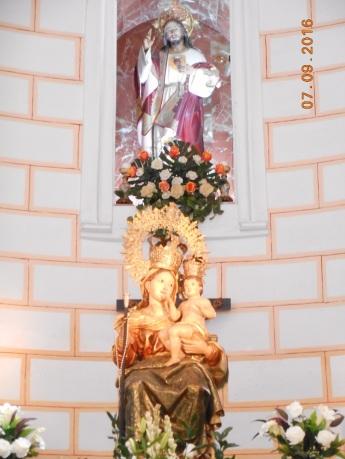 Imagen Virgen de la Victoria