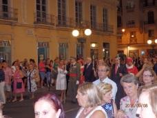 Presidente de Melilla y Autoridades locales