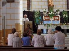 Monseñor Buxarrais, Sagrado Corazón