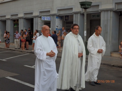 Vicario episcopal Roberto Rojo