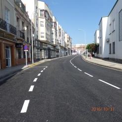 Calle Álvaro de Bazán