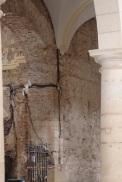 Muros capilla del Nazareno