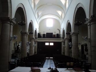 Iglesia antes de restauración
