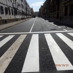 Nuevo asfaltado