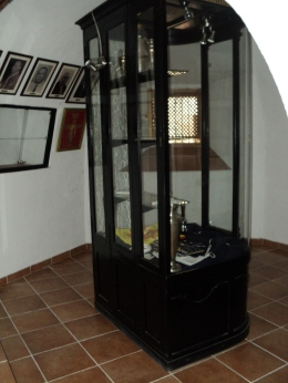Sala de exvotos