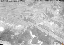 Comandancia y parque Hernández