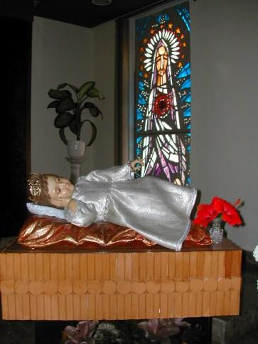Divina Infantita, imagen de Melilla