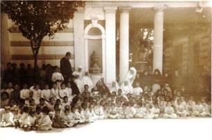 Padres Fundadores Divina Infantita