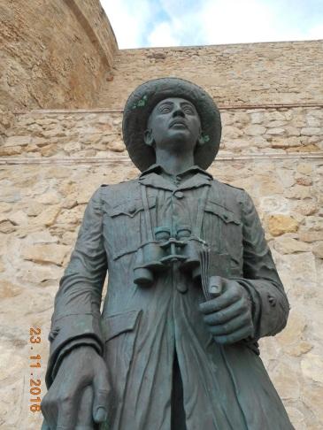 Estatua de Franco dictador
