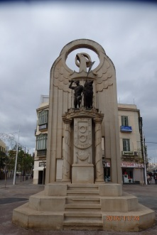 Monumento Alzamiento Nacional