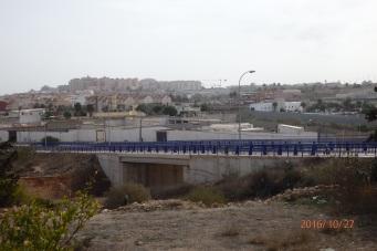 Puente de Palma santa