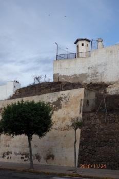 Torreón del cuartel
