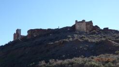 Cerro de la alcazaba de Tabernas