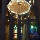 Cristo bajo baldaquino, Francesc Fajula