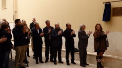 Irene Flores inaugura el Archivo Fernando Belmonte
