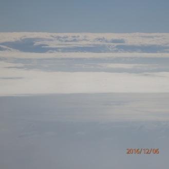 Glaciar de nubes