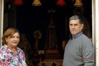Loli Arjonilla y Sebastián García