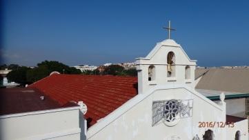 Tejado Iglesia de San Agustín