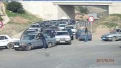 Colapso en la frontera de Farhana