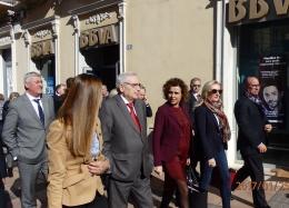 Ministra Dolors Montserrat en Melilla
