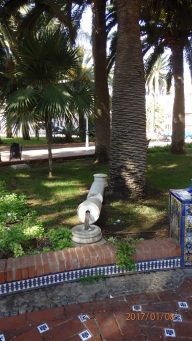 Parque Jerez, columna dos