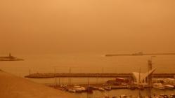 El mar rojo de Melilla