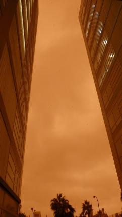 Torres en rojo