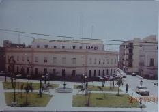 Antigua plaza de Carros