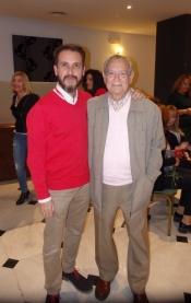 Gregorio Escobar y Manuel Céspedes