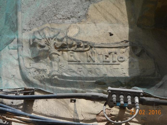 Placa Enrique Nieto
