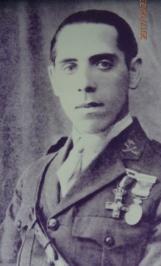 Capitán de Regulares Luis Casado Escudero
