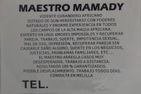 Maestro africano Mamady